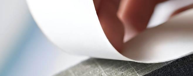 淋膜涂硅离型纸