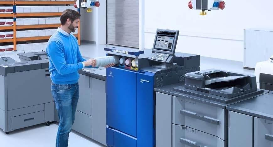 数字印刷机