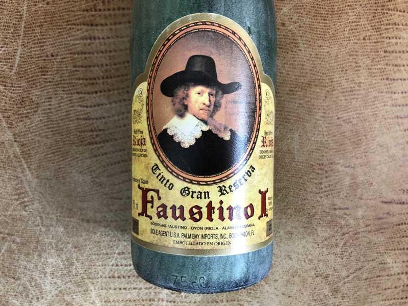 西班牙葡萄酒标签